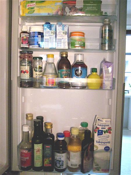 jääkaapinovi
