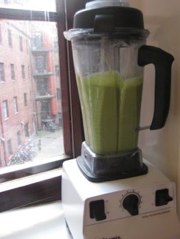 Vitamix with a view!